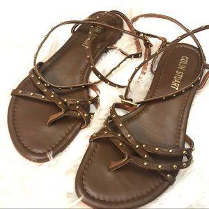 Colin Stuart - Ankle Lace Up Gladiator Sandals